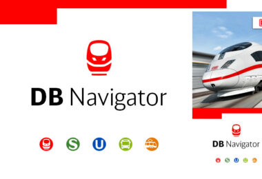 """DB Navigator""-App (Bild: App DB/Collage)"