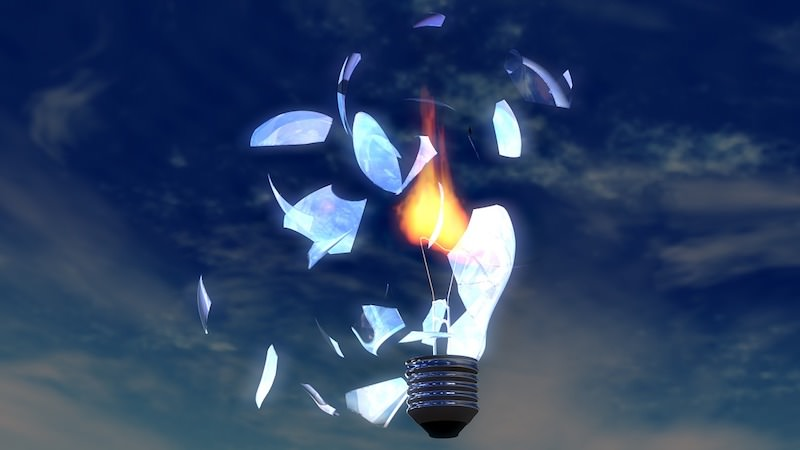Ideen Inspiration Glühbirne