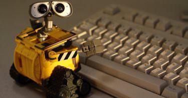 Zukunft des Journalismus Roboter Bot Chatbot