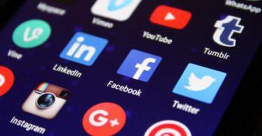 Social Media Apps Zwei-Faktor-Authentifizierung, Bildgrößen, Engagement, soziale Netzwerke