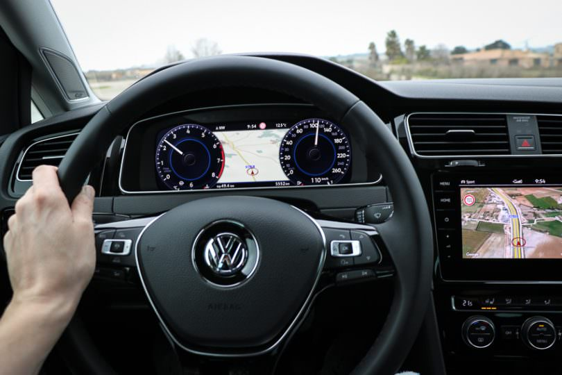 VW Golf 7 Update