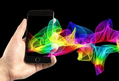 Digitalisierung Smartphone