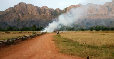 Laos, Landschaft, Natur, reisen