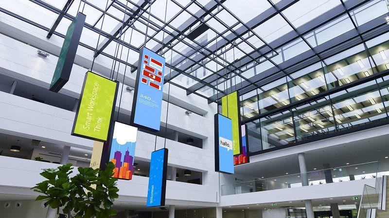 Microsoft, München, Unternehmen, Standort