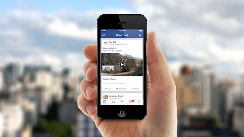 Facebook Video Werbung Midroll, Video Clickbait