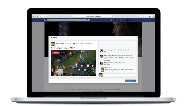 Facebook, Livestreaming, Social Media, Livestream