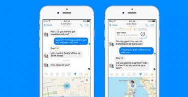 Facebook, Messenger, Live, Tracking, Location, Live Location