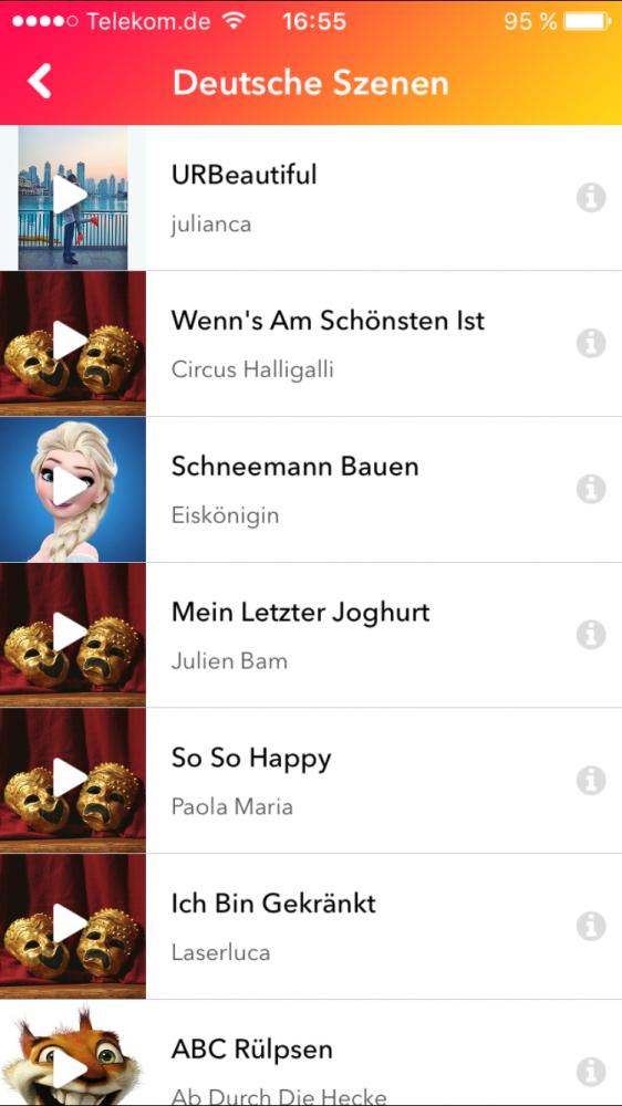 Musically, Social Media, App