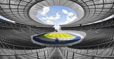 Hertha BSC will bis 2025 eine reine Fußballarena mit 55.000 Plätzen im Olympiapark errichten