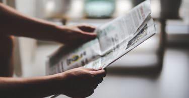 Medien Zeitung Journalismus