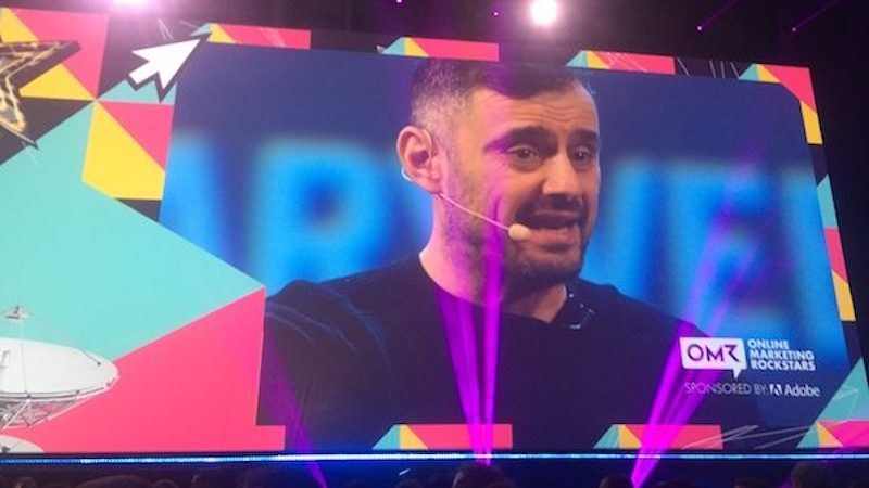 Online Marketing Rockstars Gary Vaynerchuk Garyvee