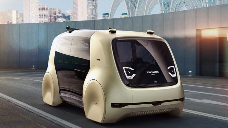 "Concept Car ""Sedric"" (Bild: Volkswagen AG)"