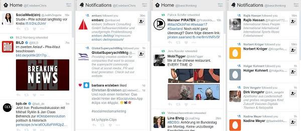 Twitter, Tweetdeck, Social Media