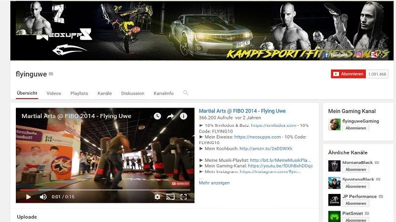 Youtube, Youtuber, Landesmedienanstalt