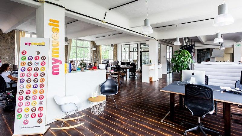 Mymuesli. Startup, Start-up, Passau, Berlin