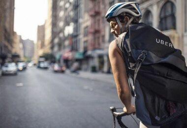 Uber Fahrrad