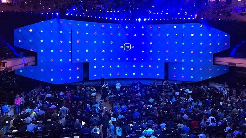 F8, Facebook, Facebook Entwicklerkonferenz
