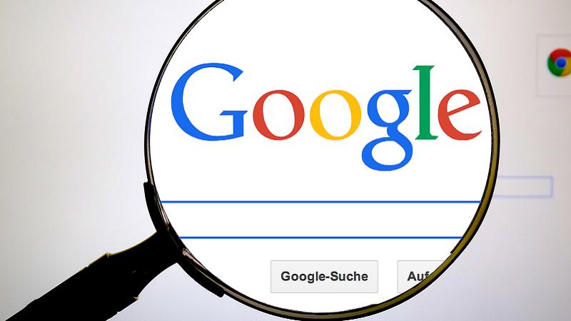 Google, Algorithmus, Suche