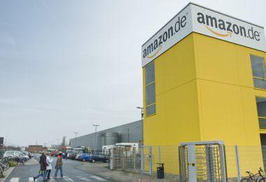 Amazon, Logistikzentrum, Leipzig, Influencer, Amazon Anytime, Amazon Prime im Juli