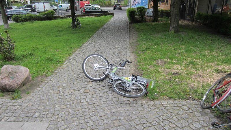 bikesharing in berlin vergiss es eine pers nliche. Black Bedroom Furniture Sets. Home Design Ideas