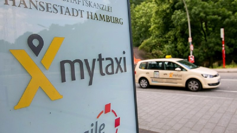 Mytaxi, Hamburg, Standort, Unternehmen