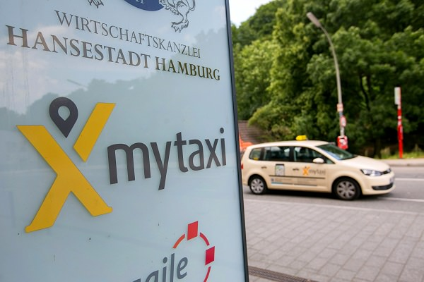 Mytaxi, Unternehmen, Hamburg, Porträt, App