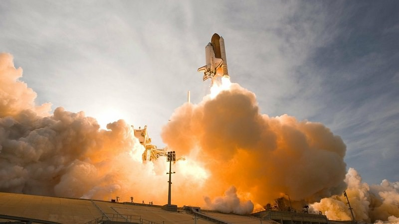 Space Shuttle, Rakete, Launch, Start, Instagram, Durchbruch, Top-Start-ups