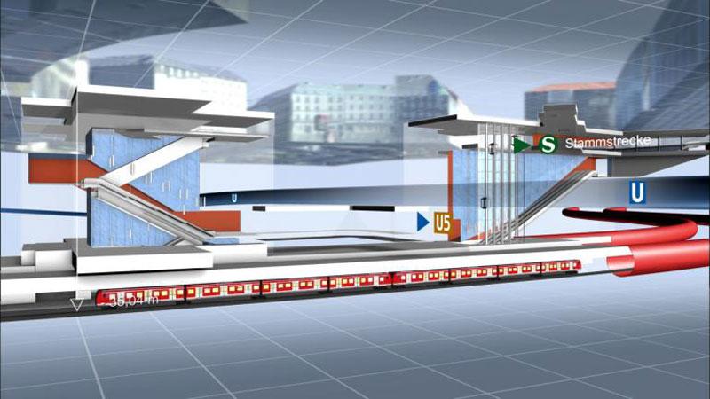 Ostbahnhof München (Bild: Deutsche Bahn)