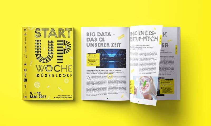Startup Woche Düsseldorf