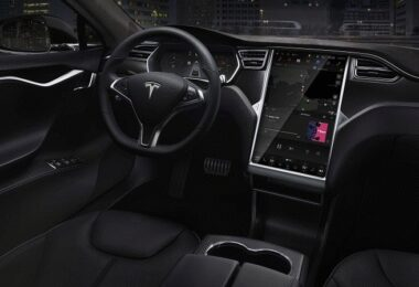 Tesla Autopilot, Elektroauto, autonomes Fahren, Auto