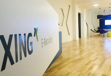 Xing, Karrierenetzwerk, Netzwerk, Reichweite bei Xing