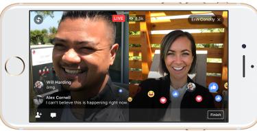 Live, Facebook Live, Livestream, Livestreaming