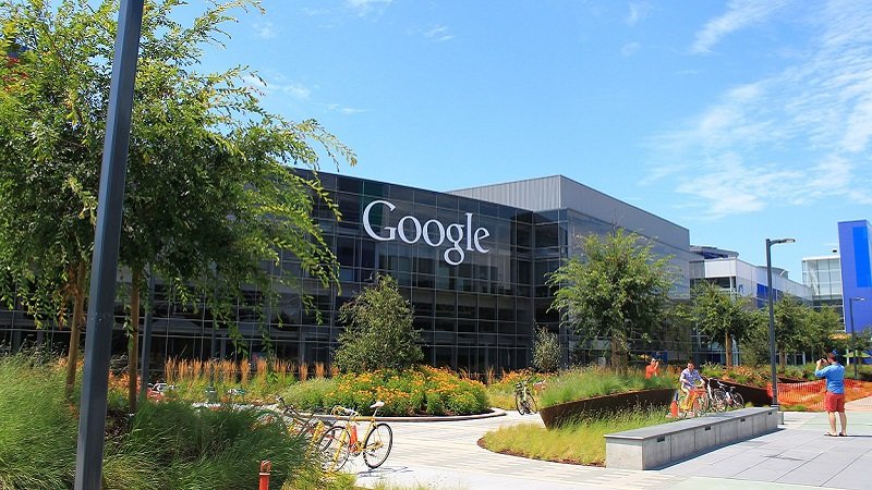 Google, Googleplex, Investment