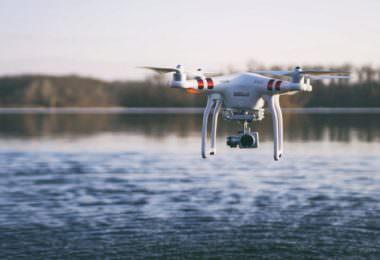 Drone Racing: Muss sich die Formel 1 Sorgen machen?