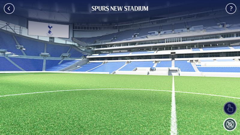 Tottenham Hotspur & das Stadion der Zukunft