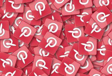 Pinterest, Logo, Bilderkennung