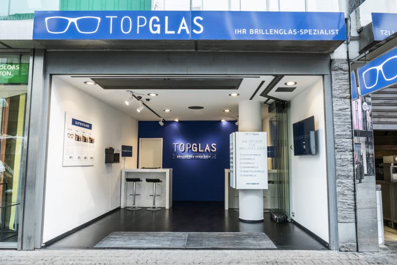 Topglas, Start-up, Köln