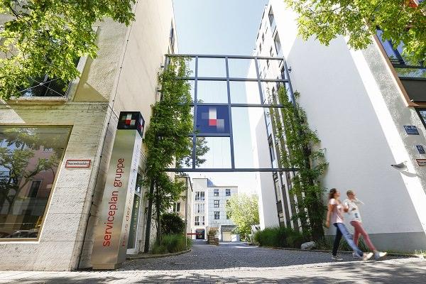Serviceplan, Agentur, München