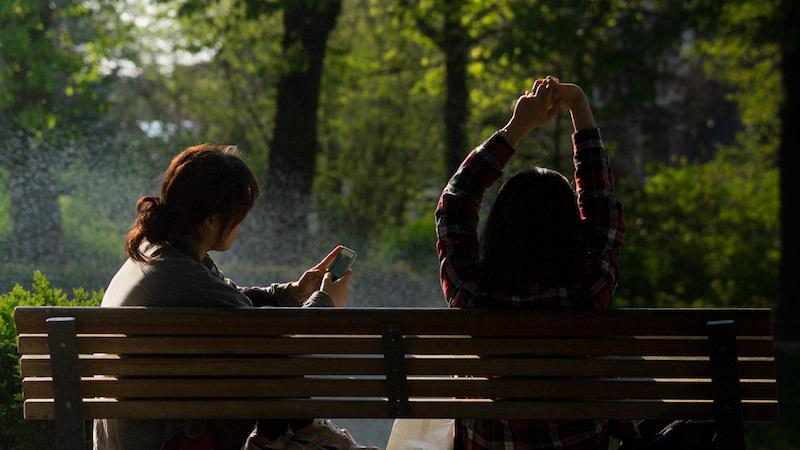 Facebook App Jugendliche Jugend Talk