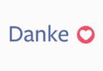 Facebook Danke