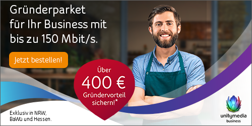 Unitymedia Business Tarif
