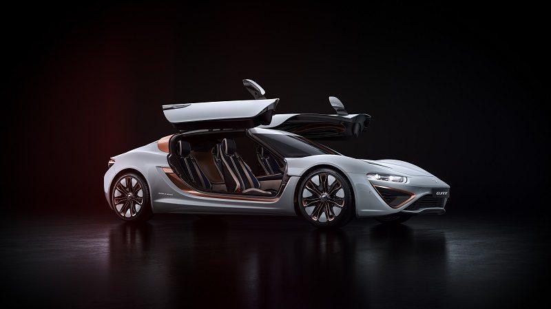 Quant Kann Dieses Schweizer Elektroauto Tesla Konkurrenz Machen