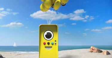 Spectacles, Snapbot