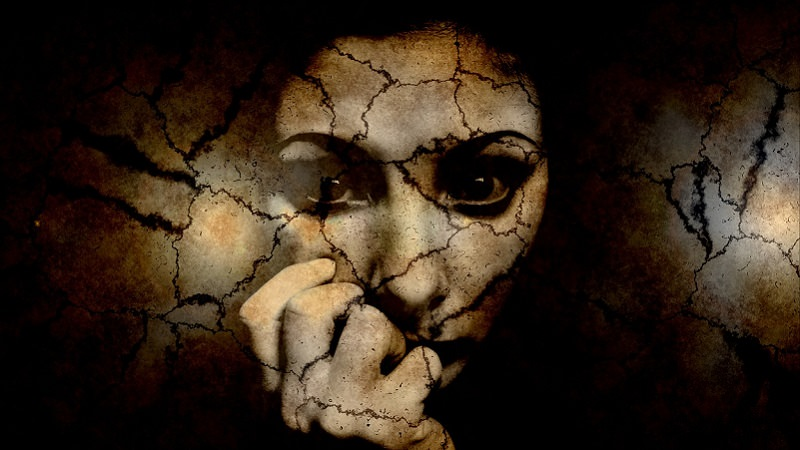 Selbstverletzung, Angst, Furcht, Gefahr