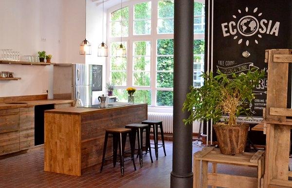 Ecosia, Berlin, Suchmaschine, SEO