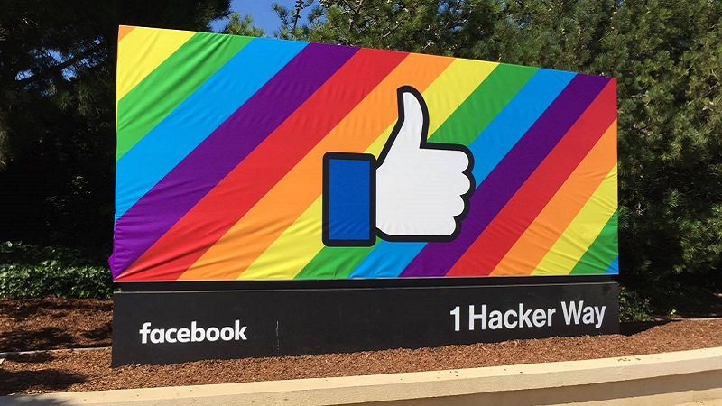 Facebook, Facebook-Campus, Hackerway 1, Facebook-Algorithmus, Silicon Valley, Tech-Tour, Facebook-Links