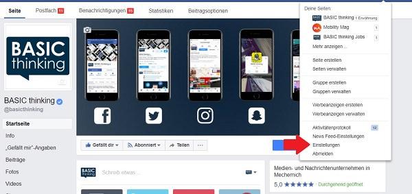 Facebook, Facebook-Account löschen, Facebook-Account deaktivieren