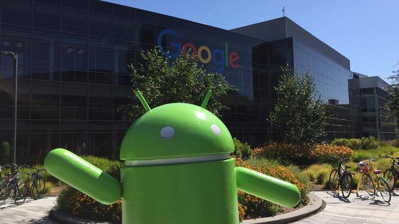 Silicon Valley, Tech-Tour. Google