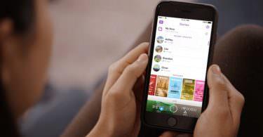 Snapchat, Stories, Story-Links