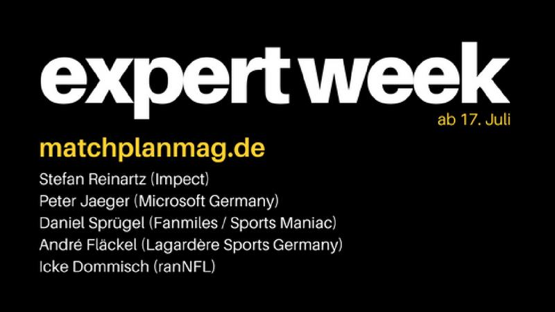 matchplan expert week